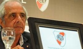 Argentina: Presidente do River Plate assaltado e agredido