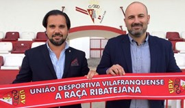 Vilafranquense apresenta POR-IT Sports Management como novo investidor