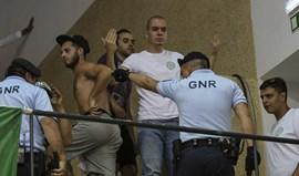 Claques causaram problemas em Braga