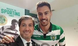 André Pinto: «Num clube desta dimensão só se pode falar em conquistar títulos»