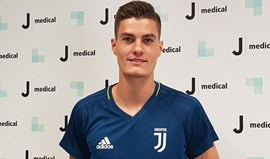 Patrick Schick vai ser reforço da Juventus
