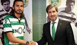 Matheus Oliveira: «Estou muito motivado e com vontade de começar já»