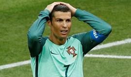 Cristiano Ronaldo não pagará ao fisco... até ser ouvido em tribunal