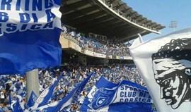 Bastia relegado para o terceiro escalão do futebol francês