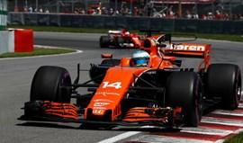 Alonso e Vandoorne penalizados em 15 lugares na grelha em Baku