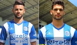 Correia e João Oliveira reforçam Vizela