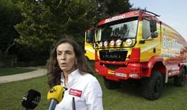 Elisabete Jacinto lança 'Africa Eco Race': «O motor agora é muito mais rápido»