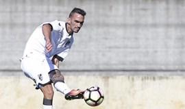 Rúben Ferreira e Paulinho fecham laterais