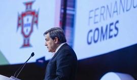 FPF e o caso dos SMS: combate de Fernando Gomes «feito de forma discreta, mas com pulso firme»