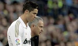 Fabinho diz que relação entre Ronaldo e Mourinho no Real Madrid... era normal