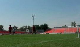 Tiago já exerce cargo de treinador... orientando jogador do Atlético Madrid