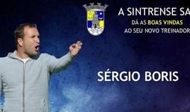Sérgio Boris é o novo treinador do Sintrense