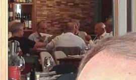 Almoço entre Vieira e dois ex-dirigentes do Sporting é prática habitual