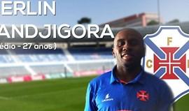 Tandjigora assina por duas temporadas