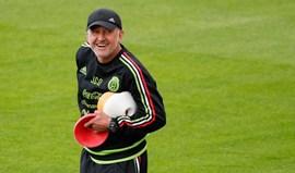 Osorio diz que duelo com a Rússia é um teste ao futebol mexicano