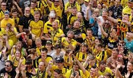 Alemanha bate recorde com mais de 19 milhões de espectadores em 2016/17