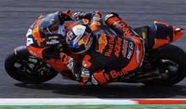 Moto2: Miguel Oliveira com o 6.ºmelhor tempo nos treinos livres