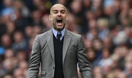 Guardiola mostra-se contente com o esforço do City no mercado