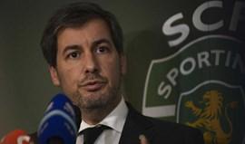 Bruno de Carvalho: «São sempre os nossos adeptos que acabam mortos...»