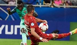 Macedónia-Portugal, 2-4