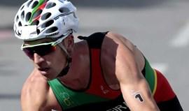 João Pereira vence Europeu de triatlo sprint