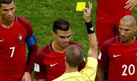 Pepe falha as meias-finais