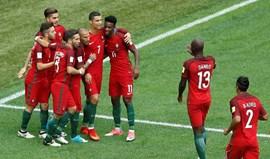 Primeiro critério de desempate 'deu' liderança no grupo A à Seleção