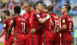 Nova Zelândia-Portugal, 0-4