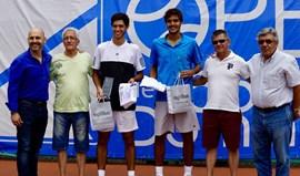 2º Open de São Domingos: João Monteiro e Nuno Borges na final