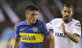 Boca oferece 2,2 milhões por Jonathan