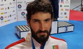 Júlio Ferreira eliminado nos 16 avos de final dos Mundiais de taekwondo