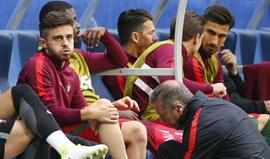 Bernardo Silva: «Está tudo bem com o meu tornozelo»