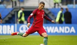 Os penáltis de Ronaldo analisados ao pormenor: tendências e eficácia