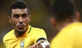 Paulinho já terá dito sim às condições oferecidas pelo Barcelona