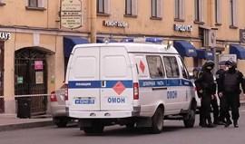Alerta de bomba fecha avenida perto do hotel da Seleção
