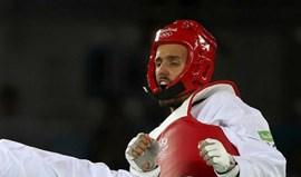 Taekwondo: Rui Bragança eliminado na estreia nos Mundiais