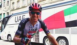 UAE Team Emirates confirma ausência de Rui Costa