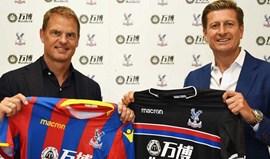 Crystal Palace oficializa contratação de Frank de Boer
