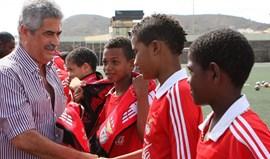 Benfica organiza primeiro campo de verão nos EUA