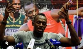Usain Bolt vai treinar-se… com o Borussia Dortmund