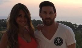 Há 150 jornalistas acreditados para o casamento de Messi
