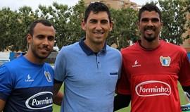 Leonardo e Willian Dias são reforços para a próxima época
