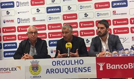 Jorge Costa é o novo treinador do Arouca