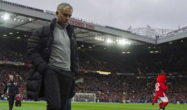 Mourinho frustrado com a falta de ação do United no mercado