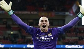 Willy Caballero assina pelo Chelsea