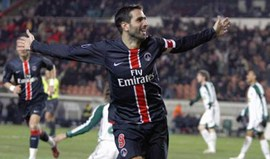 Pauleta no Hall of Fame do Paris SG