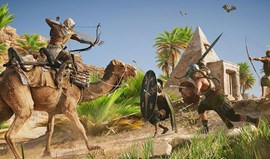 Vamos poder domesticar animais em Assassin's Creed Origins