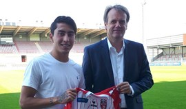 Omar Govea emprestado ao Royal Mouscron