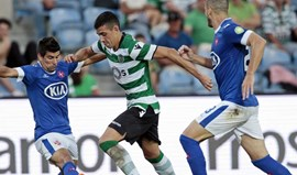 Sporting-Belenenses, 1-1