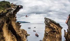 Red Bull Cliff Diving: Jonathan Paredes e Helena Merten brilham nos Açores